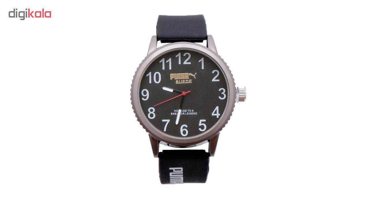 ساعت مچی عقربه ای مردانه مدل KP004Wh