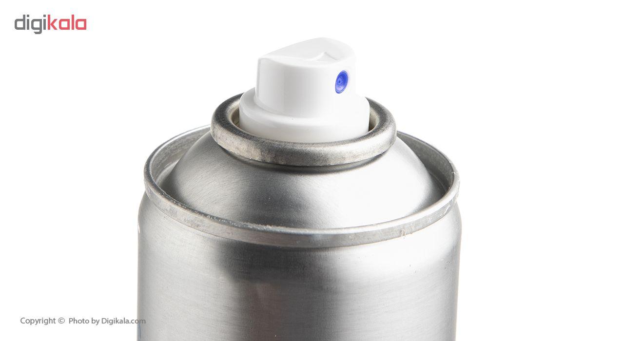 اسپری نگهدارنده حالت مو دلی سیو مدل Silver حجم 500 میلی لیتر