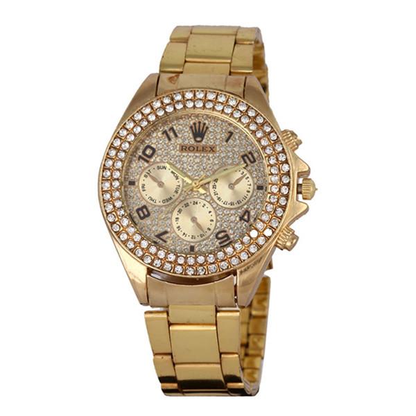 ساعت مچی عقربه ای زنانه مدل RGG