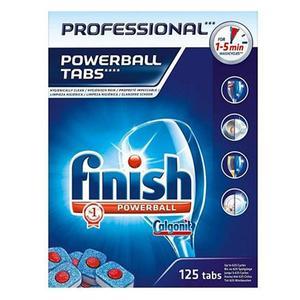 قرص ماشین ظرفشویی فینیش مدل Powelball بسته 125 عددی