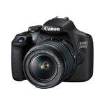 دوربین دیجیتال کانن مدل EOS 2000D به همراه لنز 18-55 میلی متر DC III thumb