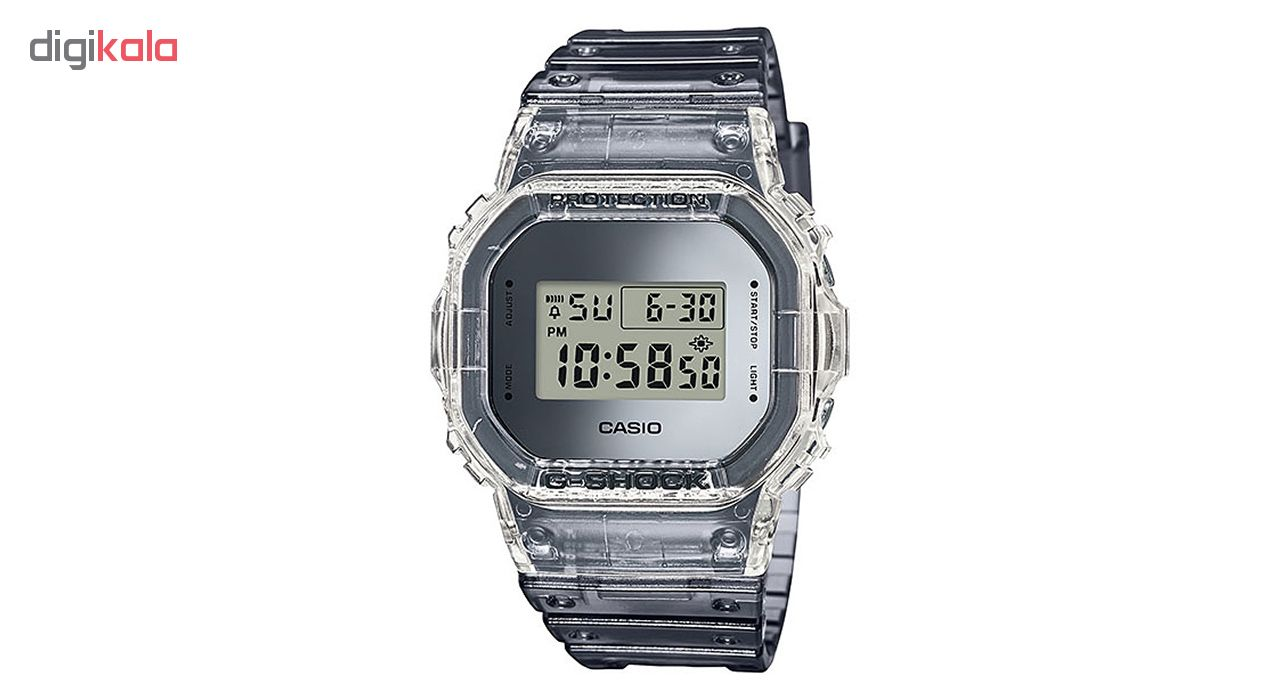 ساعت مچی دیجیتال کاسیو مدل DW-5600SK-1DR