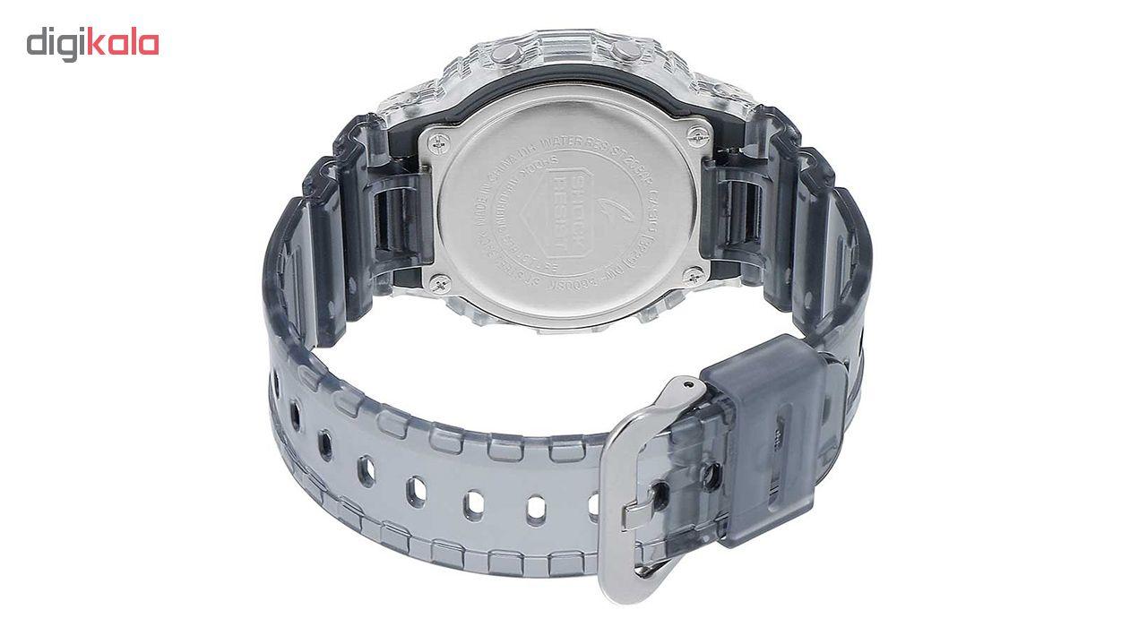 ساعت مچی دیجیتال کاسیو مدل DW-5600SK-1DR             قیمت