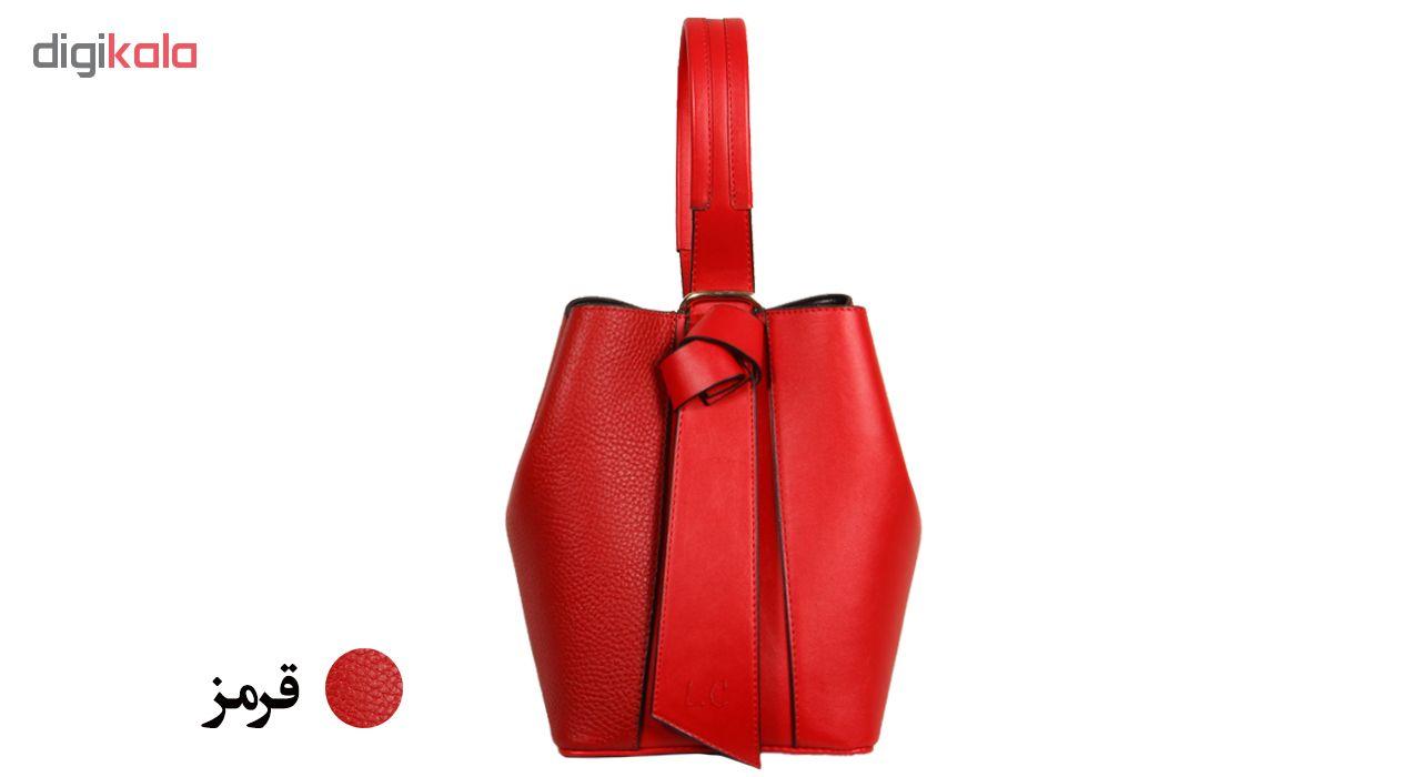 کیف دستی زنانه شهر چرم کد 111540