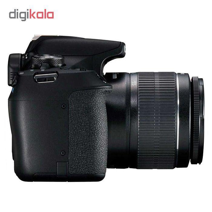 دوربین دیجیتال کانن مدل EOS 2000D به همراه لنز 18-55 میلی متر DC III main 1 4