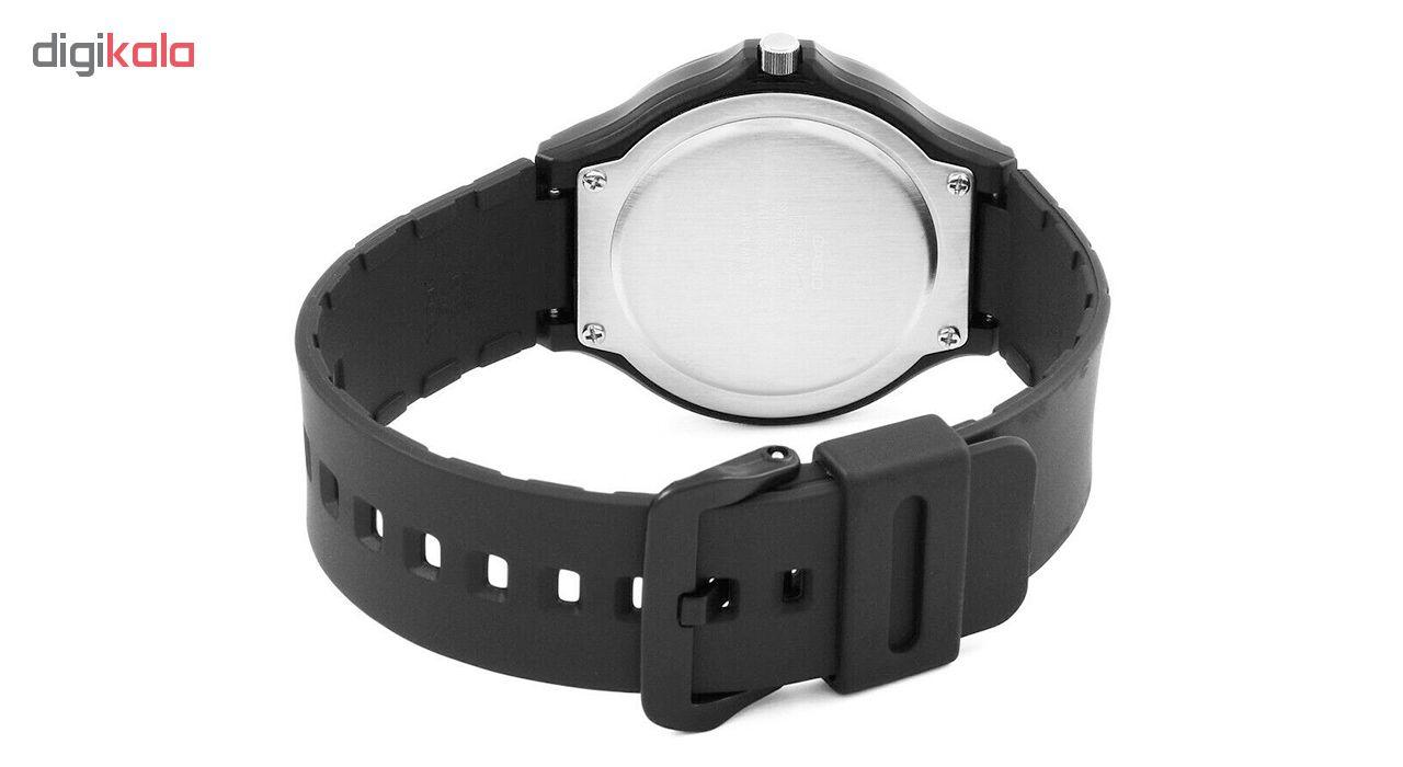 کد تخفیف                                      ساعت مچی عقربه ای مردانه کاسیو مدل MW-240-1EVDF