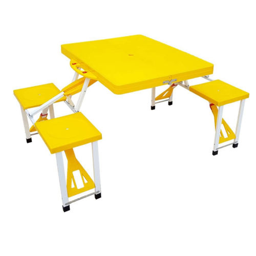 میز و صندلی سفری همسفر کد A4
