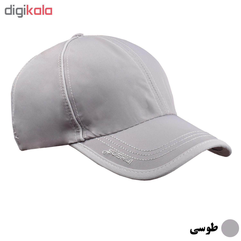 کلاه کپ مدل SD101