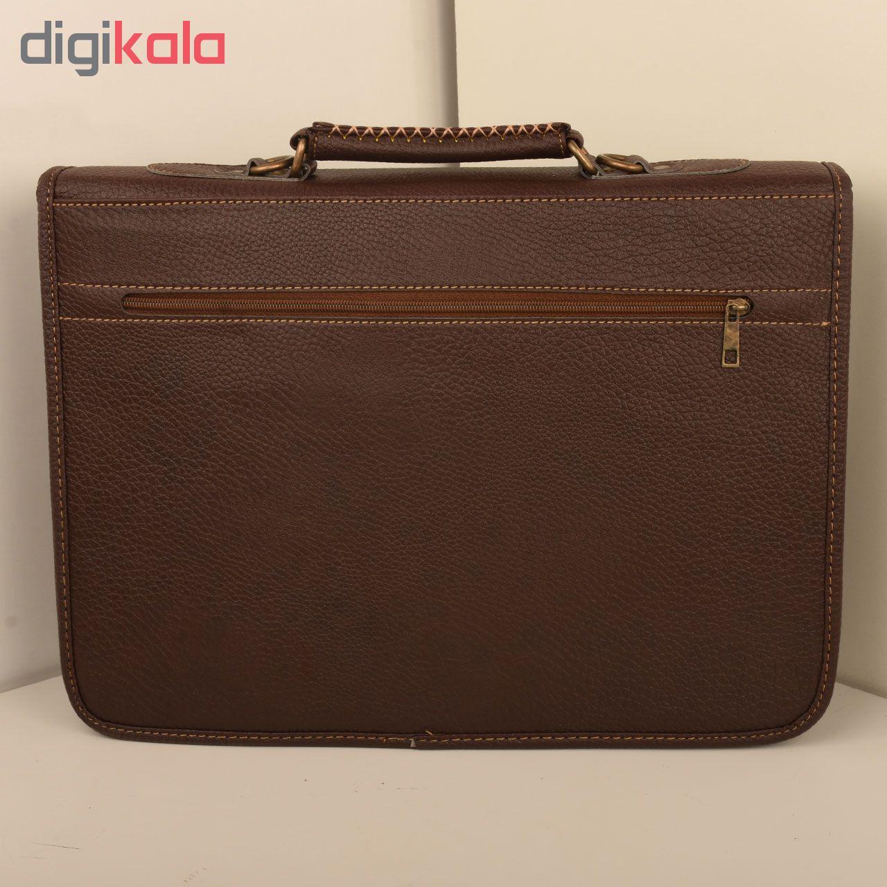 کیف اداری مردانه پارینه کد 15-P260