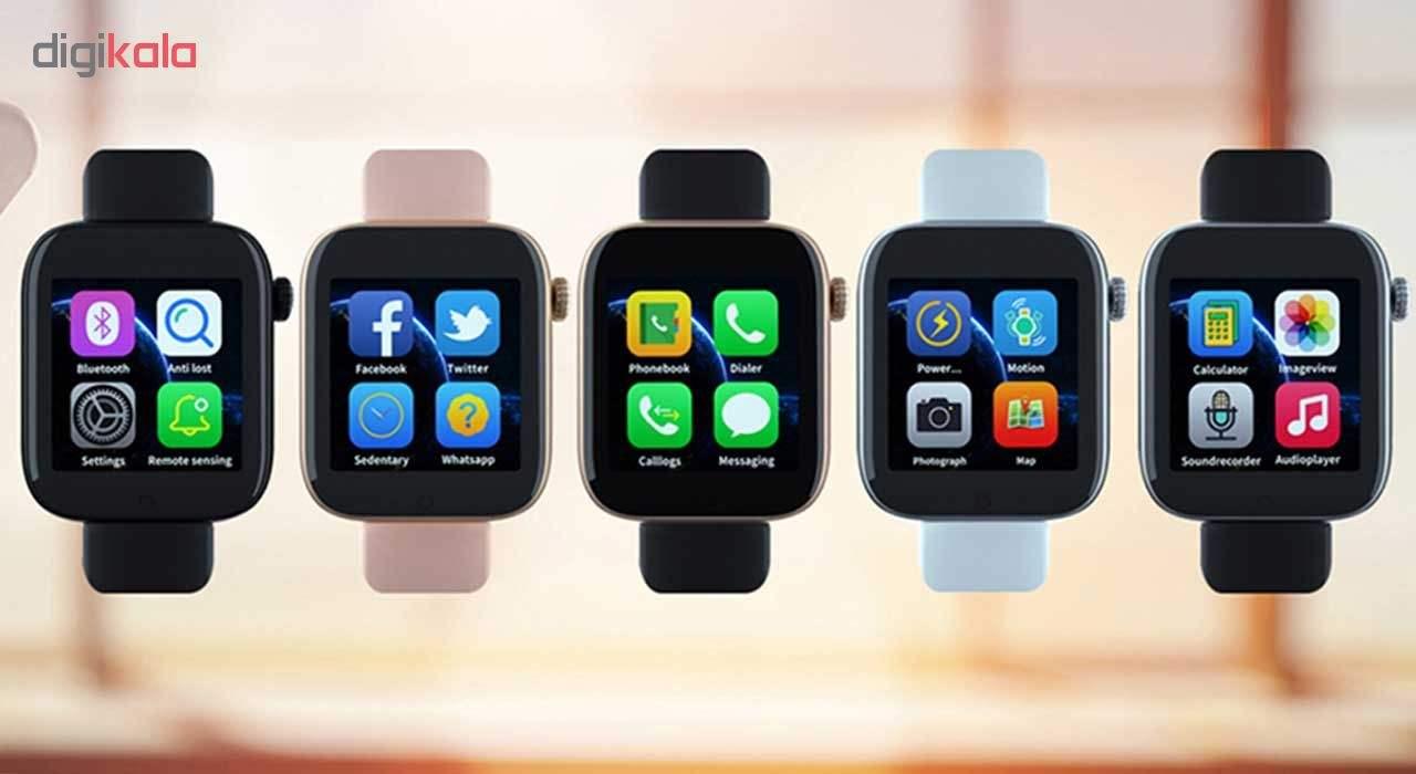 ساعت هوشمند مدل Z6 main 1 6