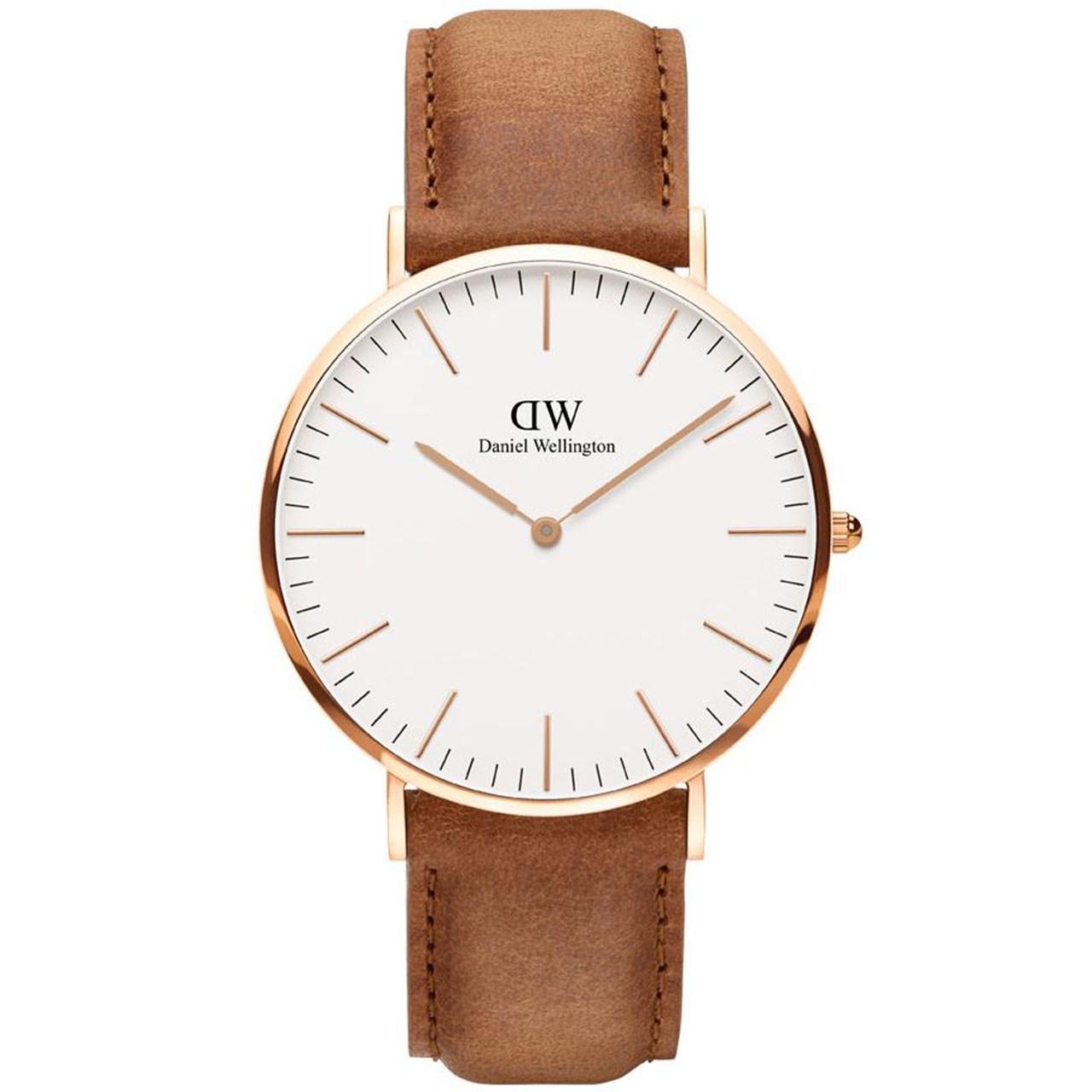 ساعت مچی عقربه ای مردانه دنیل ولینگتون مدل DW00100109              خرید (⭐️⭐️⭐️)