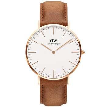 ساعت مچی عقربه ای مردانه دنیل ولینگتون مدل DW00100109