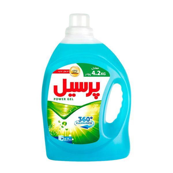 مایع ماشین لباسشویی پرسیل مدل 360 Cleanliness مقدار 2700 گرم
