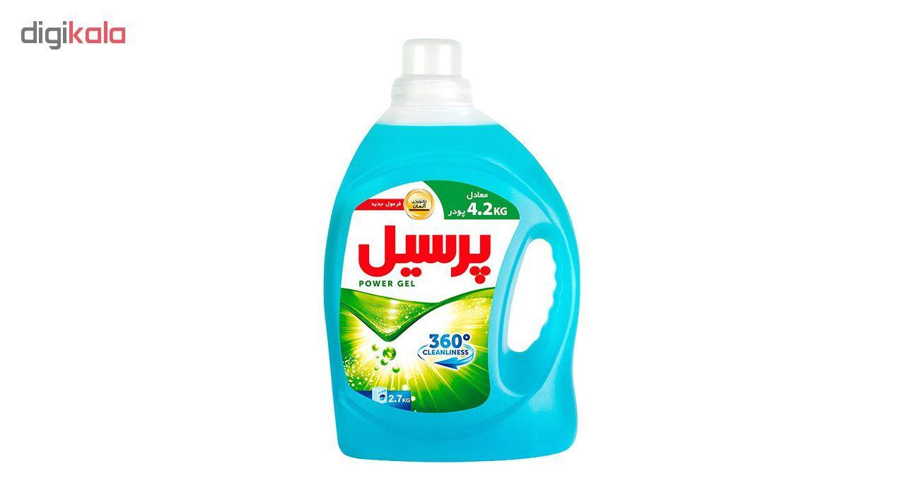 مایع ماشین لباسشویی پرسیل مدل 360 Cleanliness مقدار 2700 گرم main 1 1