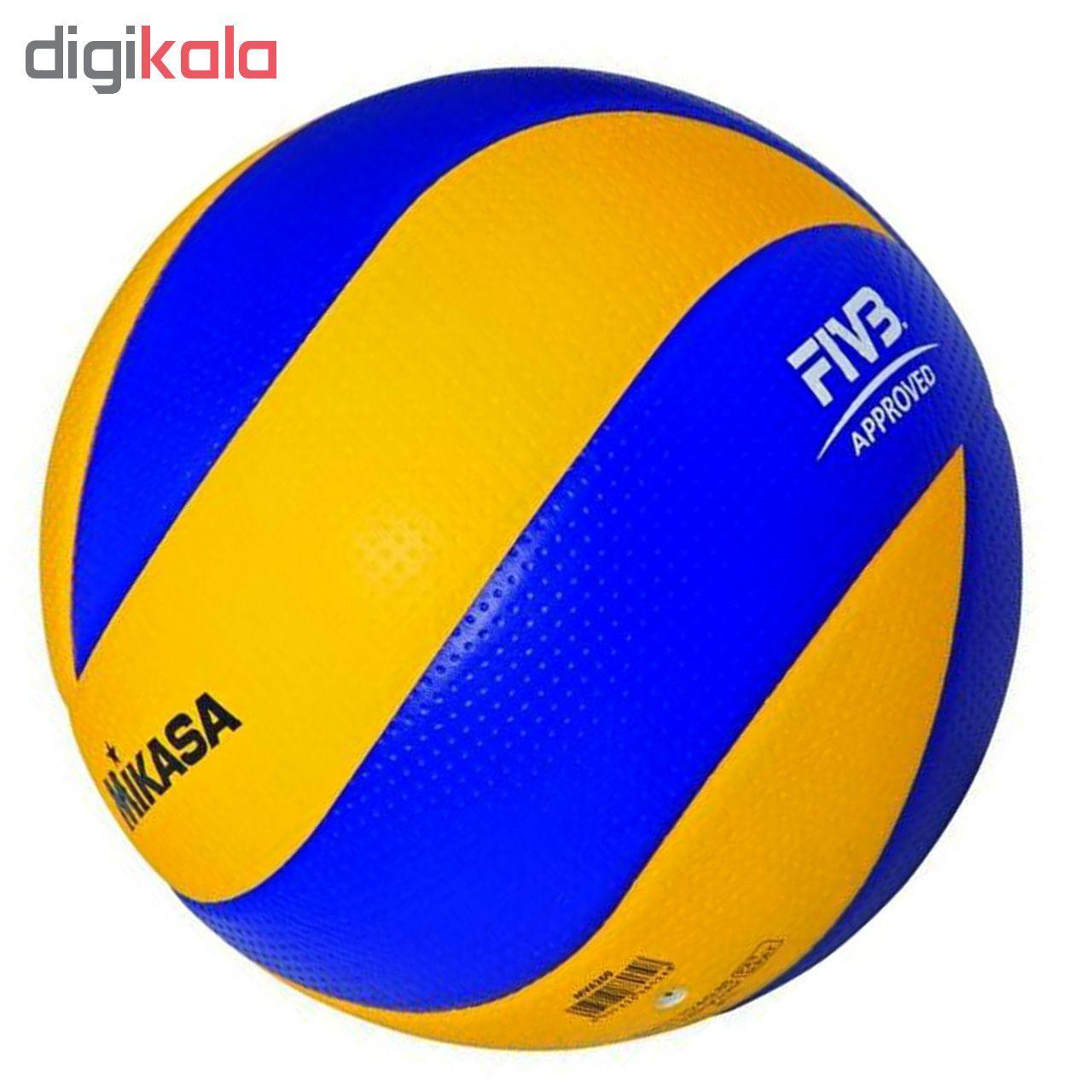 توپ والیبال مدل MVA 200 main 1 4