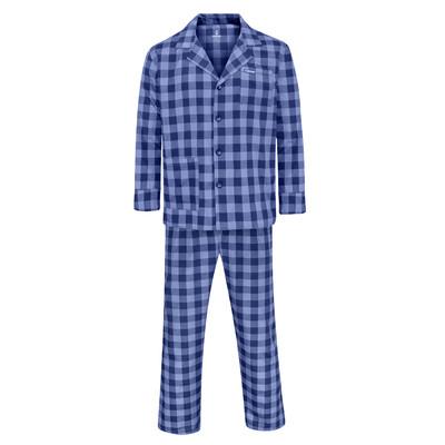 ست پیراهن و شلوار مردانه ساروک مدل NASAJI رنگ آبی