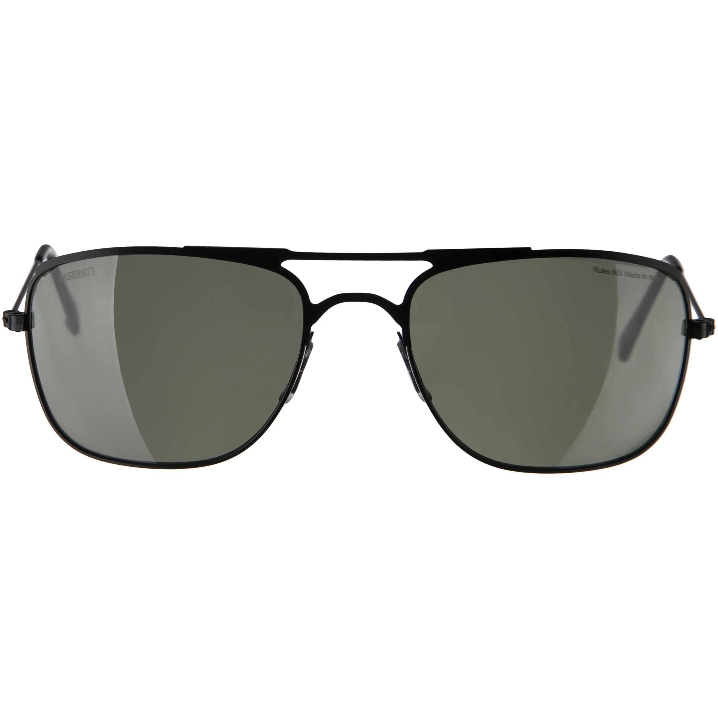 عینک آفتابی مردانه مازراتی مدل Rules-801-B