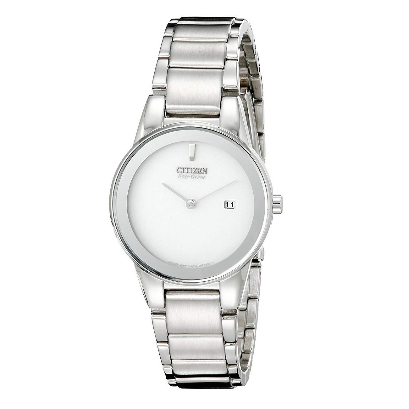 ساعت مچی عقربه ای زنانه سیتی زن مدل GA1050-51A              خرید (⭐️⭐️⭐️)