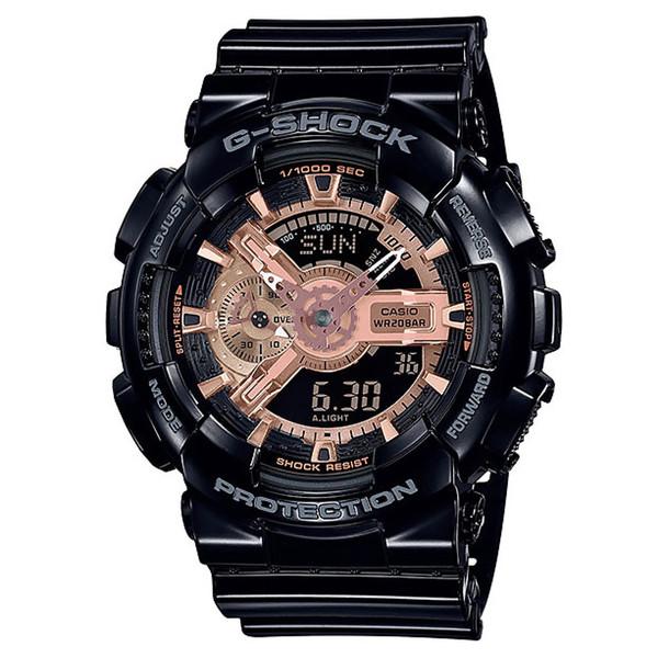 ساعت مچی عقربه ای مردانه کاسیو جی شاک مدل GA-110MMC-1ADR