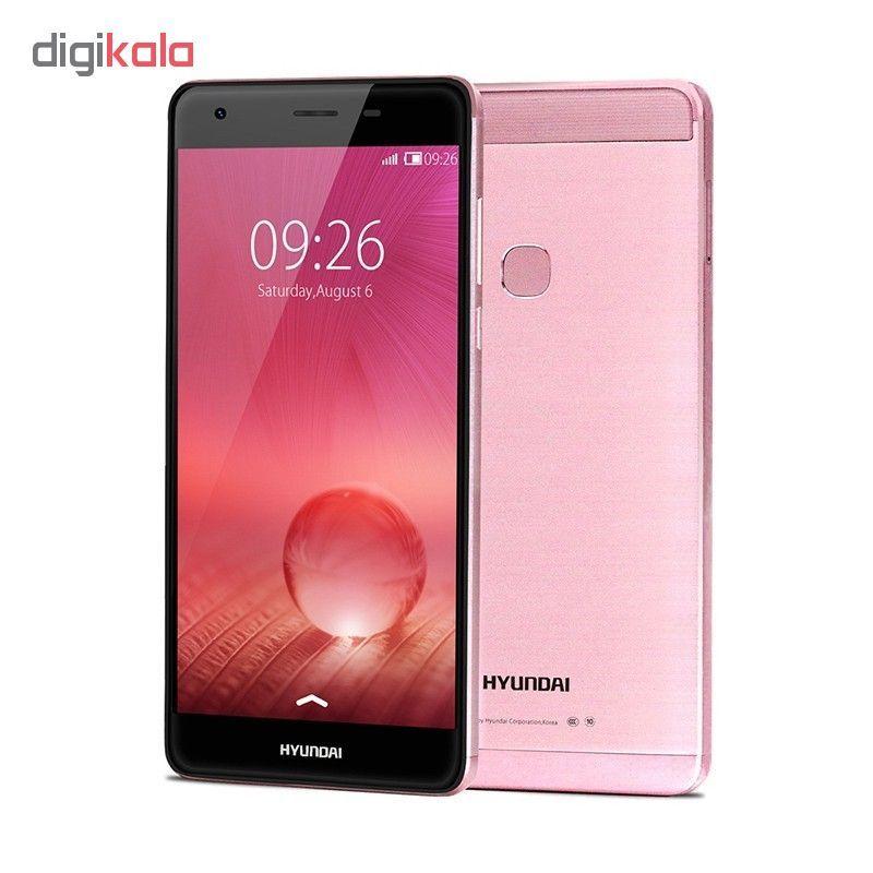 گوشی موبایل هیوندای مدل Seoul 7 دو سیم کارت ظرفیت 16 گیگابایت main 1 4