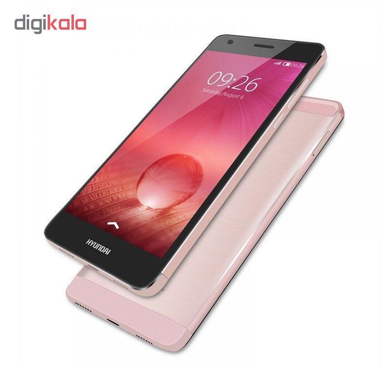 گوشی موبایل هیوندای مدل Seoul 7 دو سیم کارت ظرفیت 16 گیگابایت main 1 5