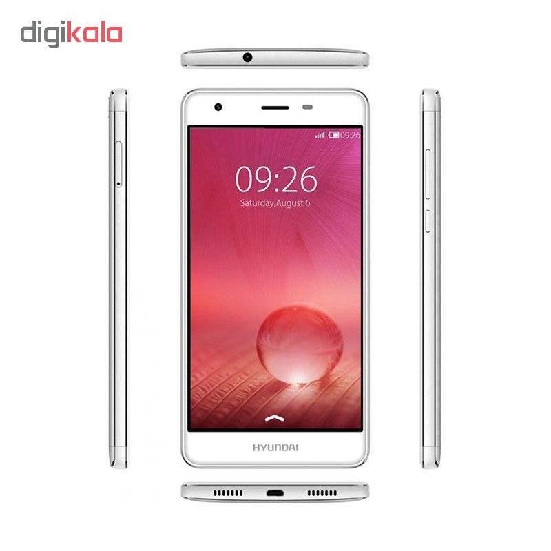 گوشی موبایل هیوندای مدل Seoul 7 دو سیم کارت ظرفیت 16 گیگابایت main 1 7