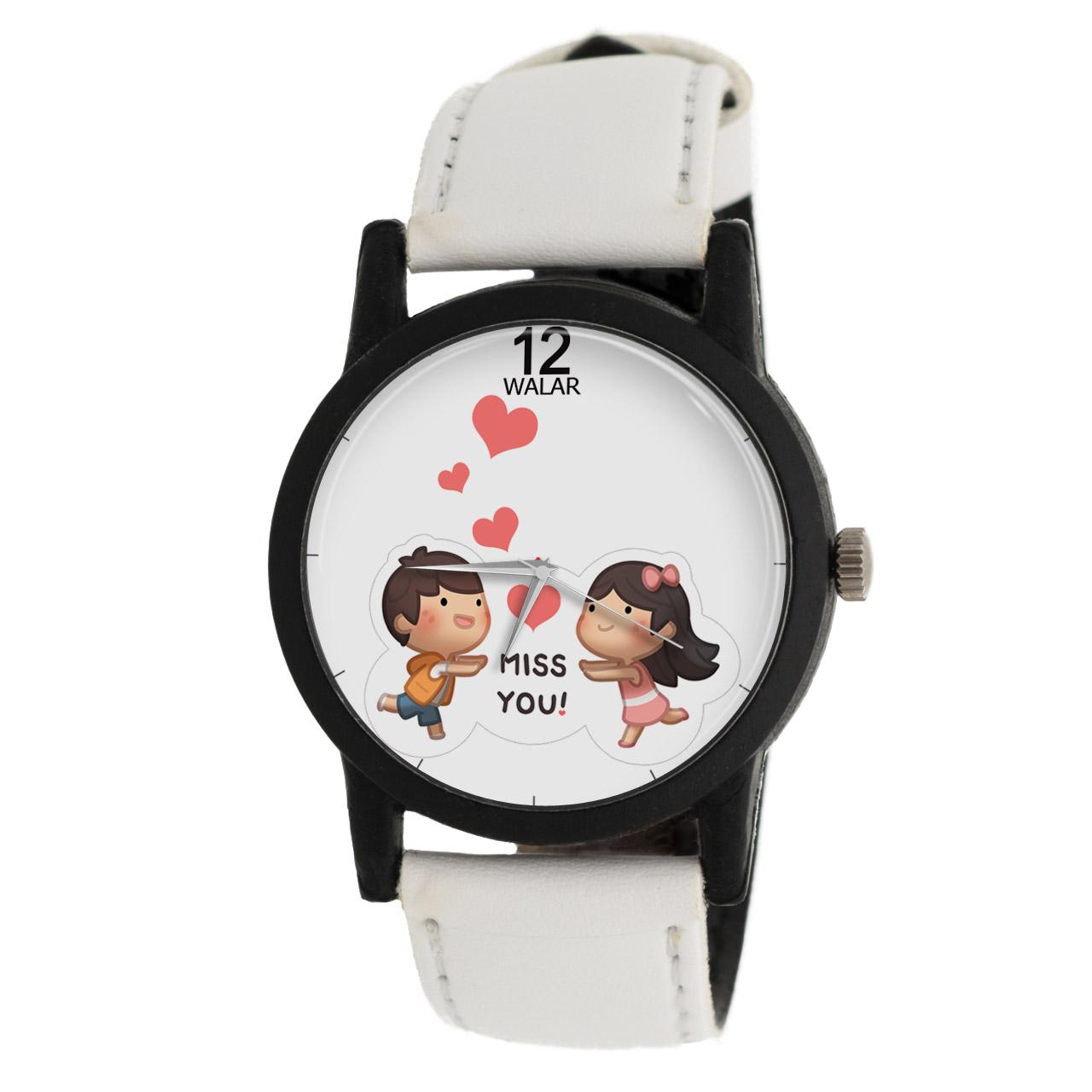ساعت مچی عقربه ای زنانه والار مدل LF1436