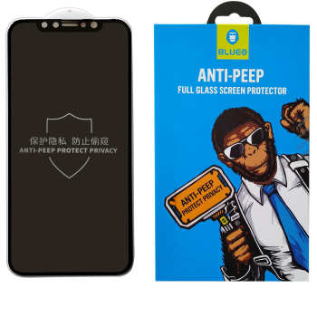 محافظ صفحه نمایش حریم شخصی بلوئو مدل P6545 مناسب برای گوشی موبایل اپل Iphone 7 plus/8 plus