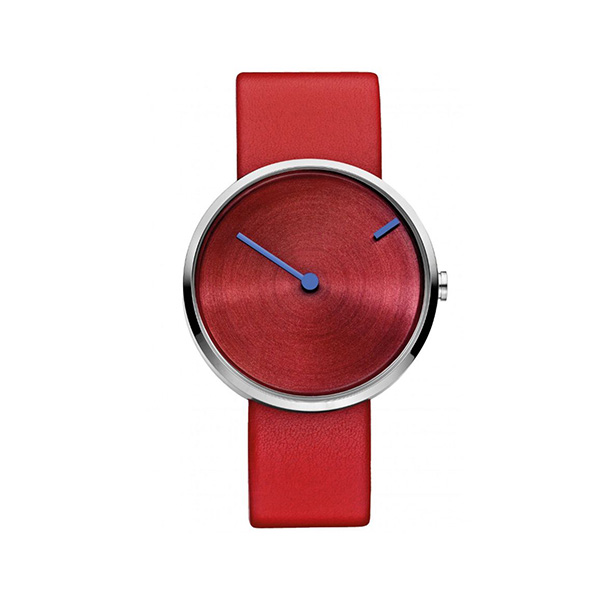 ساعت مچی عقربه ای جیکوب جنسن مدل Curve255