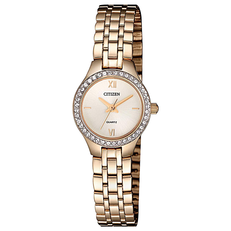ساعت مچی عقربه ای زنانه سیتی زن مدل EJ6143-59A