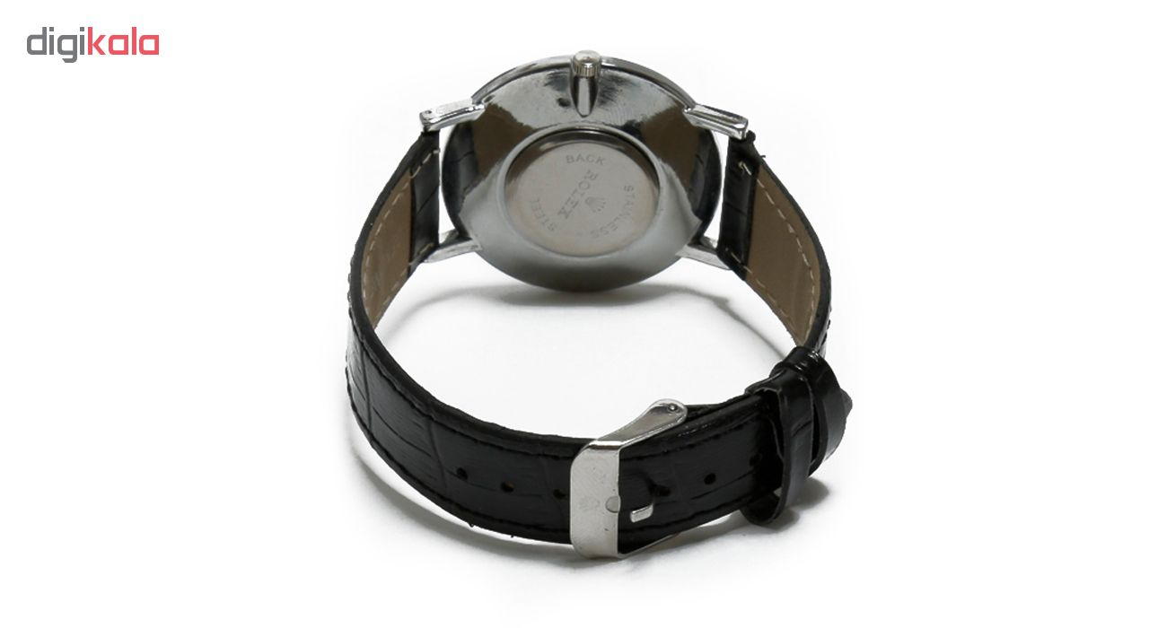 کد تخفیف                                      ساعت مچی عقربه ای مردانه کد RX-DBk                     غیر اصل