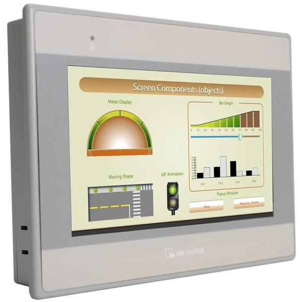 مانیتور صنعتی وینتک مدل HMI MT8073 iE