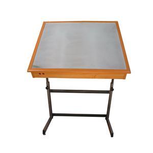 میز نور مهرگان مدل TGA-10080 سایز 100×80 سانتی متر