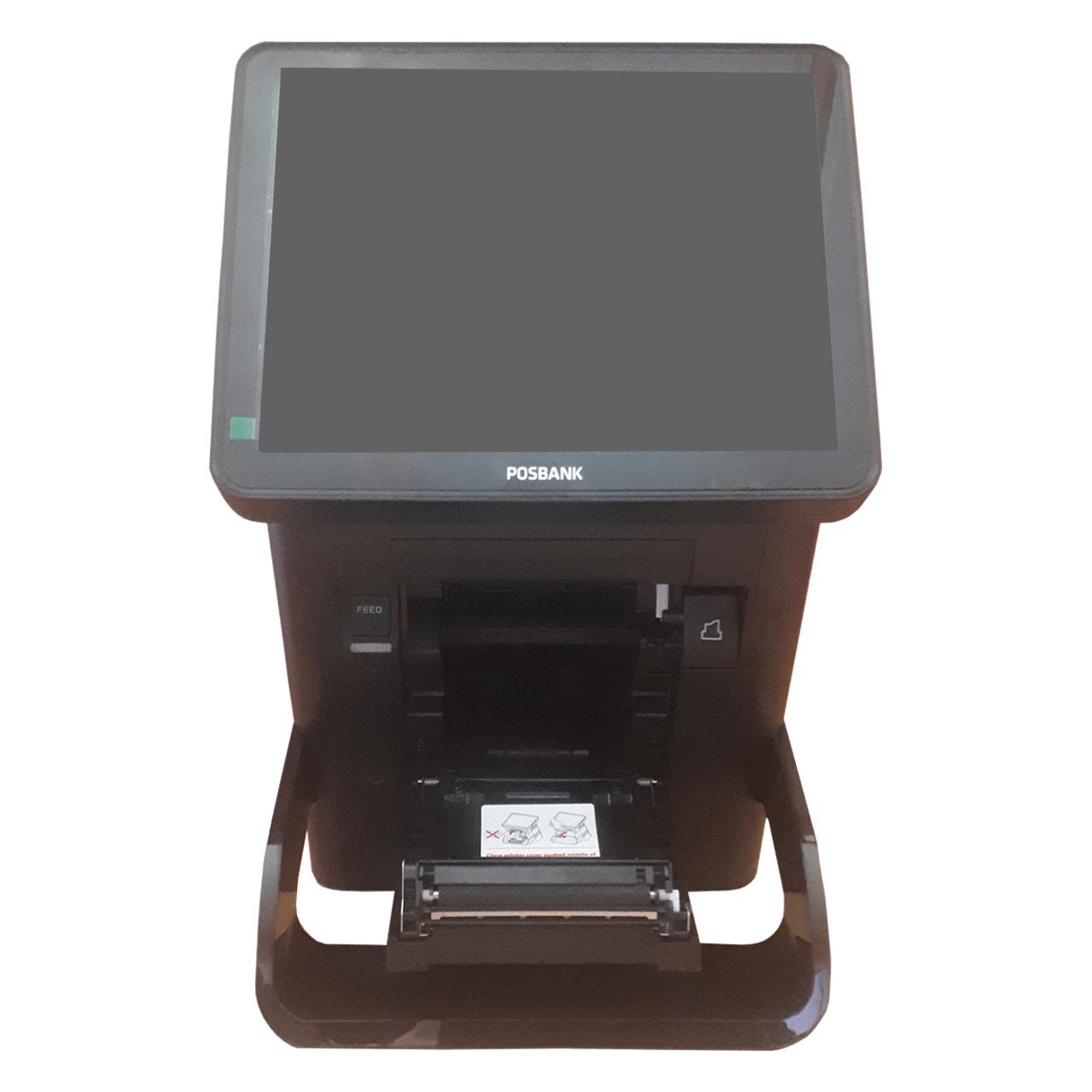 صندوق فروشگاهی POS لمسی پوزبانک مدل DCR X86