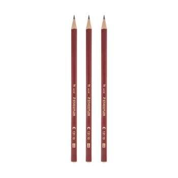 مداد مشکی استدلر مدل Camel بسته 3 عددی