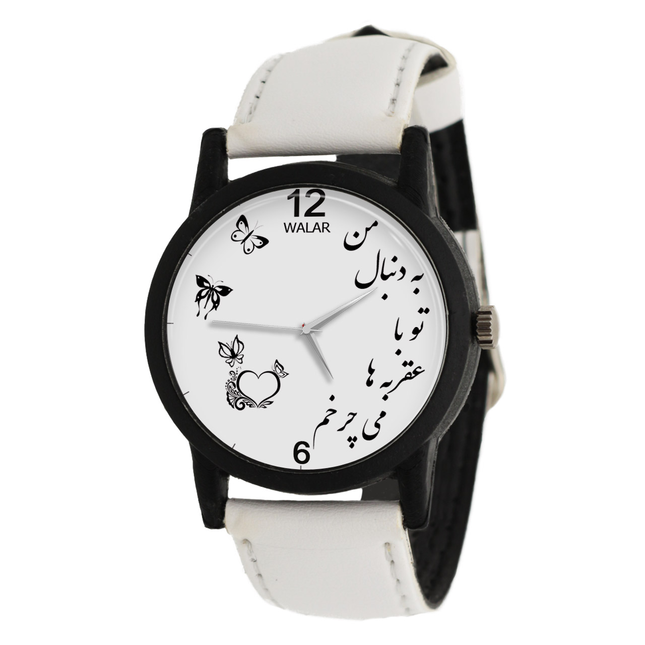 ساعت مچی عقربه ای زنانه والار مدل LF1445