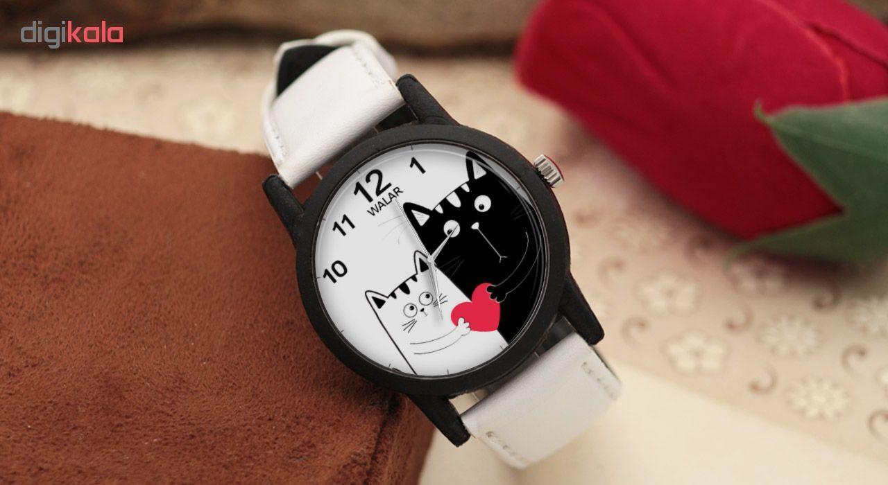 ساعت مچی عقربه ای زنانه والار مدل LF1447