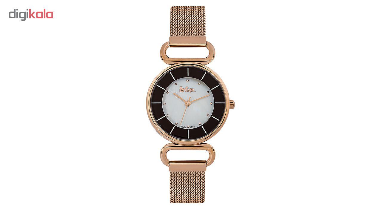 ساعت زنانه برند لی کوپر مدل LC06476.420