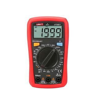 مولتی متر یونی-تی مدل UT33D PLUS