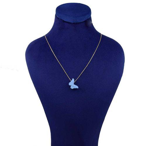 گردنبند طلا 18 عیار زنانه کانیار گالری کد GA5088