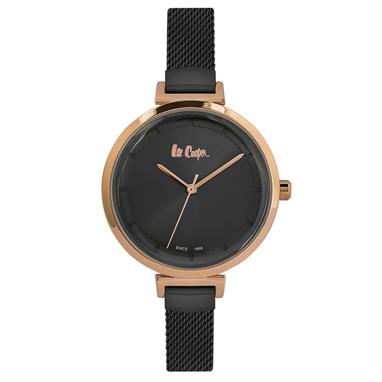 ساعت زنانه برند لی کوپر مدل LC06558.460