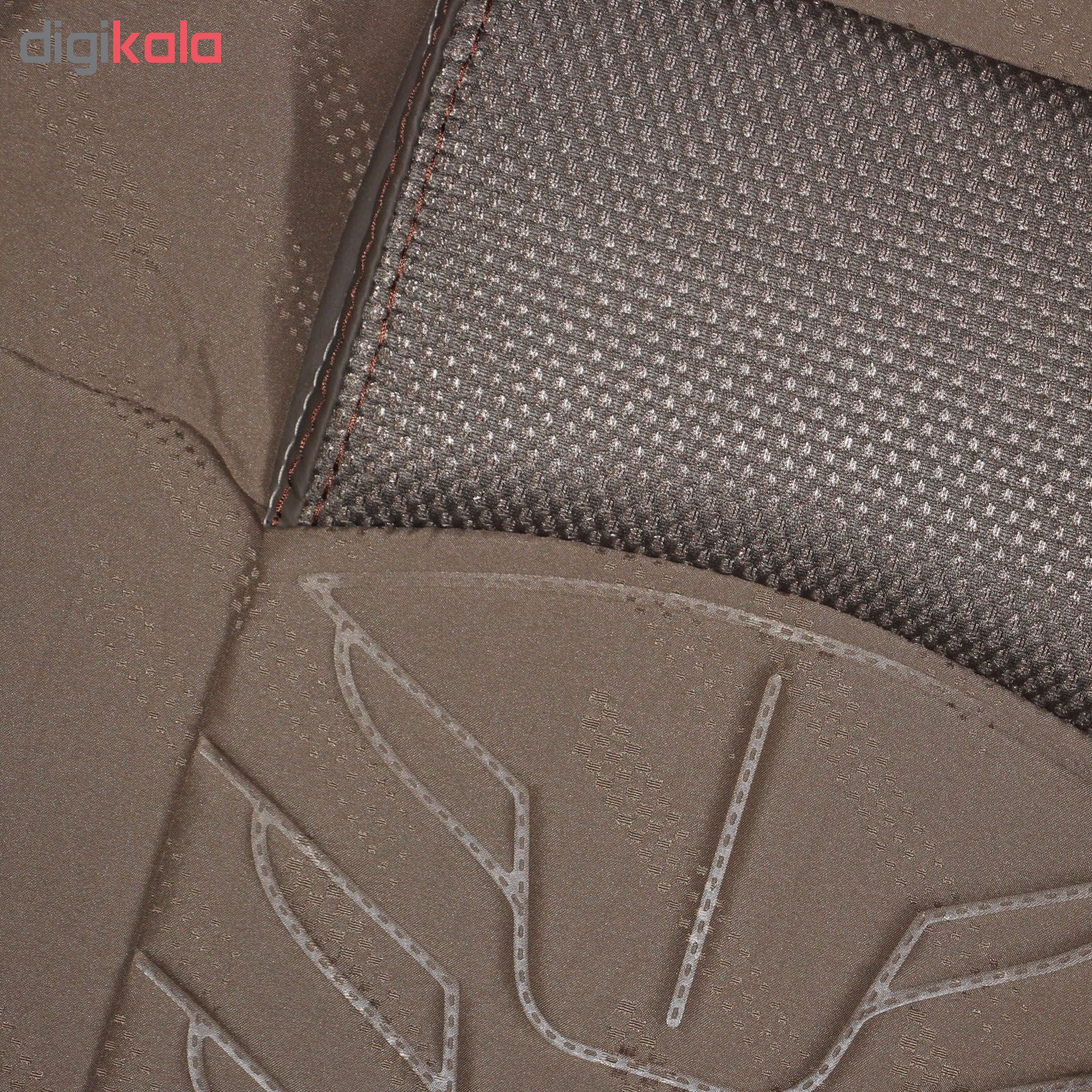 روکش صندلی خودرو آذین کاور کد AZ016 مناسب برای پژو 405