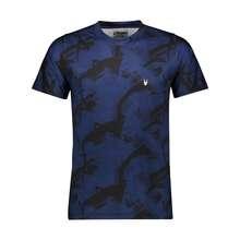 تی شرت ورزشی مردانه مل اند موژ مدل KT0009-101