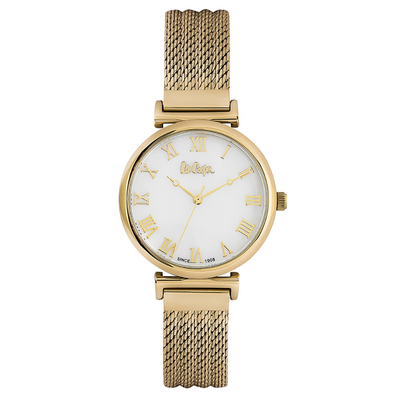 ساعت مچی عقربه ای زنانه لی کوپر مدل LC06561.120