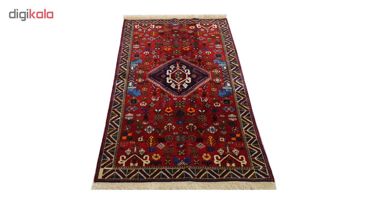 فرش  دستبافت  دو متری کد 1105722