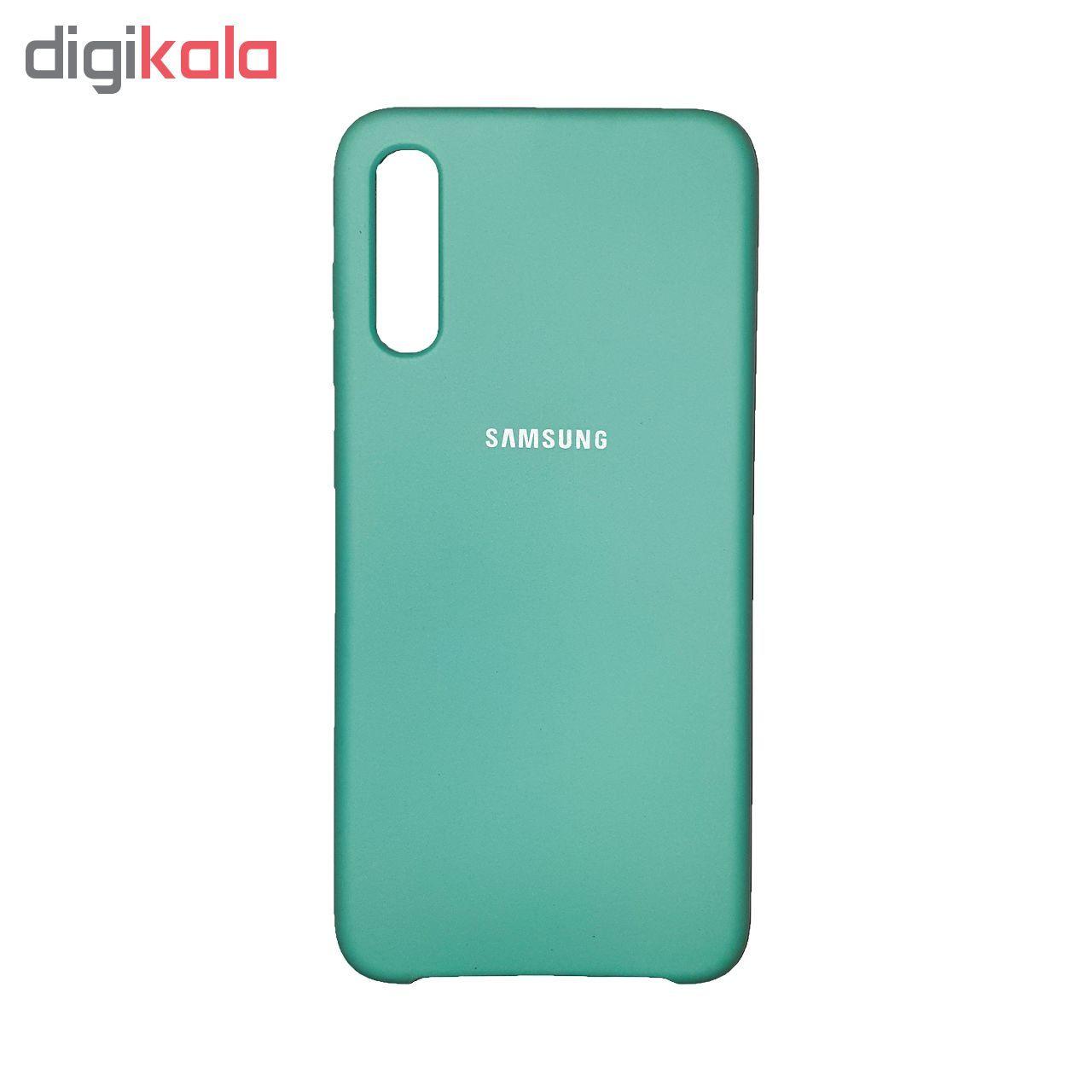 کاور سامسونگ مدل Slc مناسب برای گوشی موبایل سامسونگ Galaxy A70 main 1 3