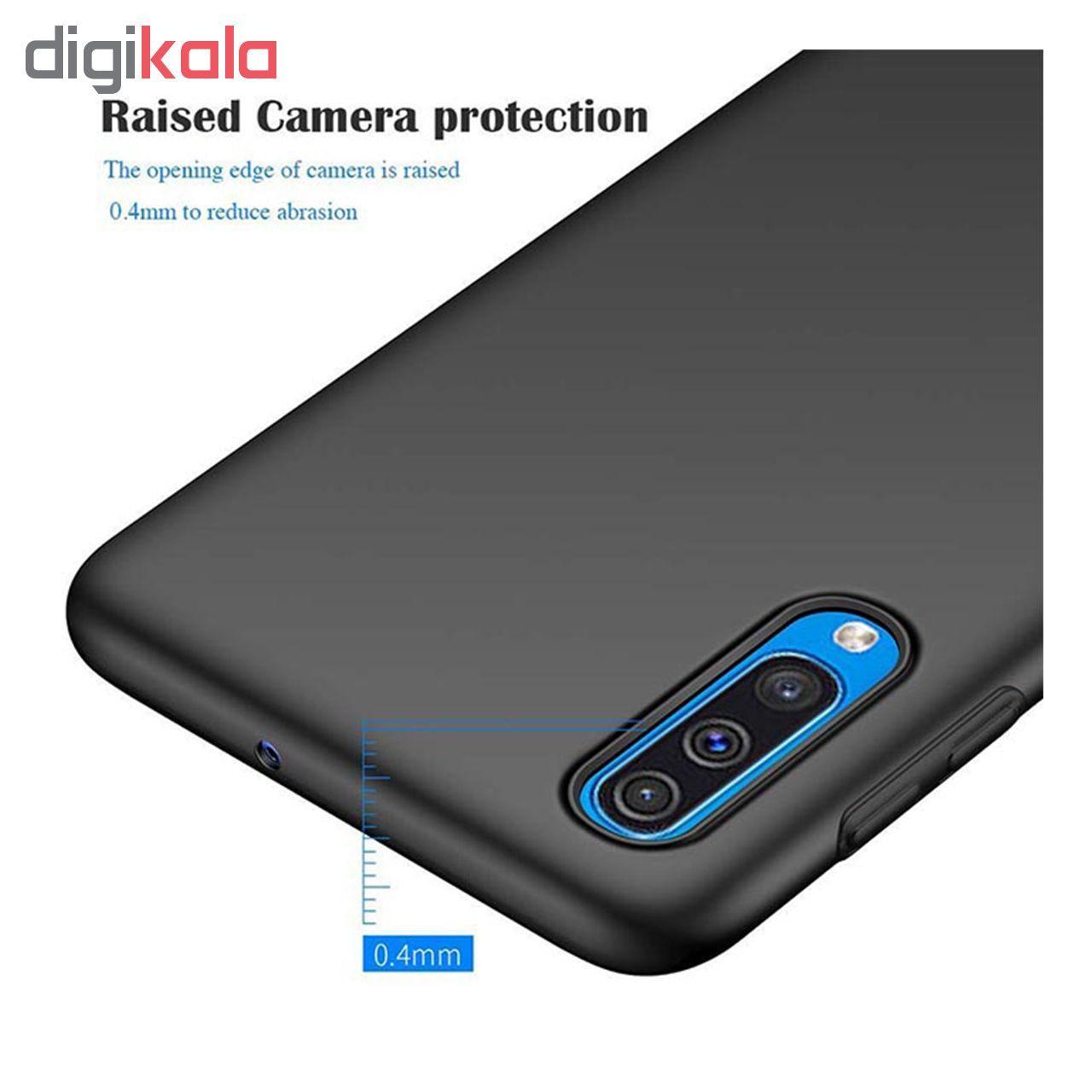 کاور سامسونگ مدل Slc مناسب برای گوشی موبایل سامسونگ Galaxy A70 main 1 4