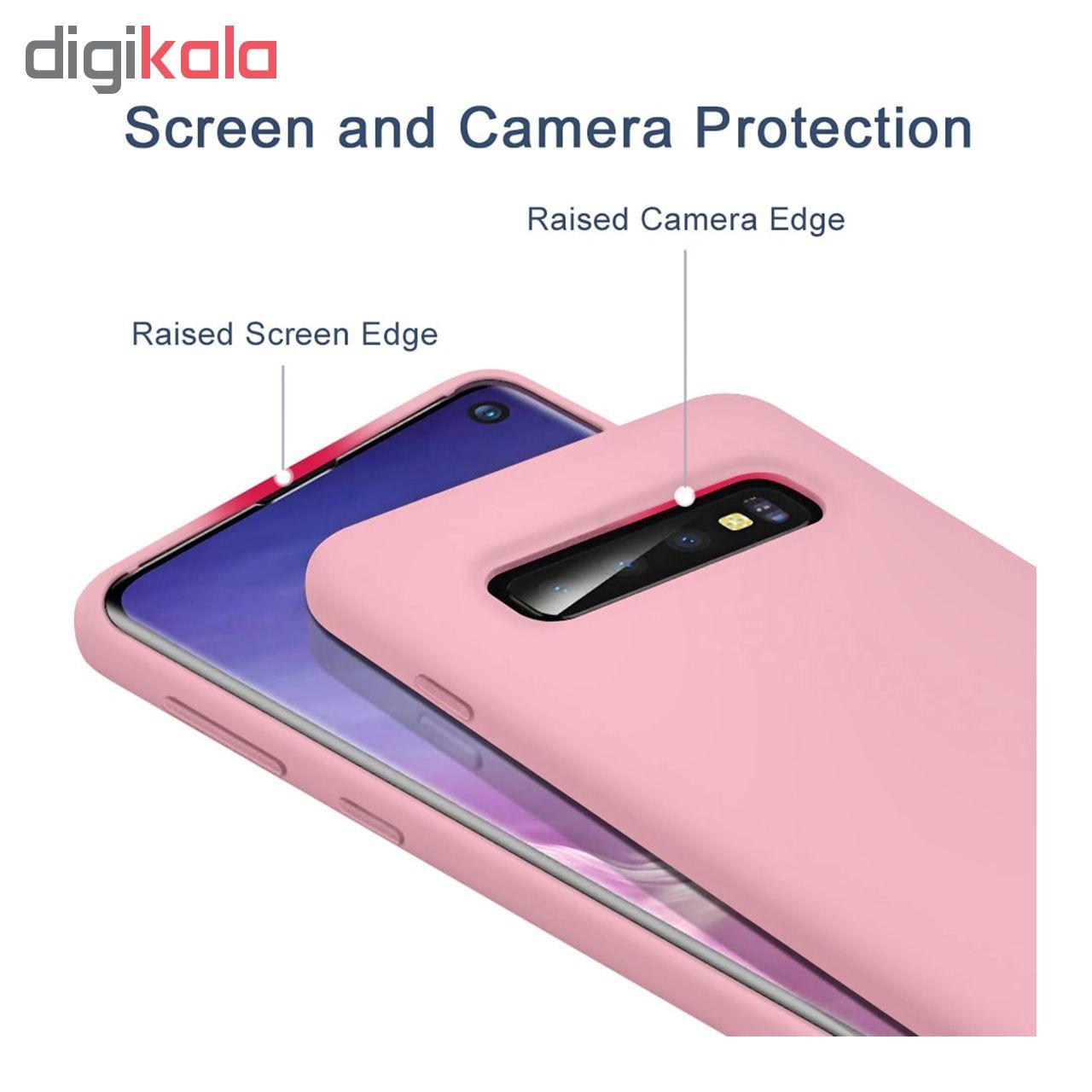 کاور سامسونگ مدل Slc مناسب برای گوشی موبایل سامسونگ Galaxy A70 main 1 7