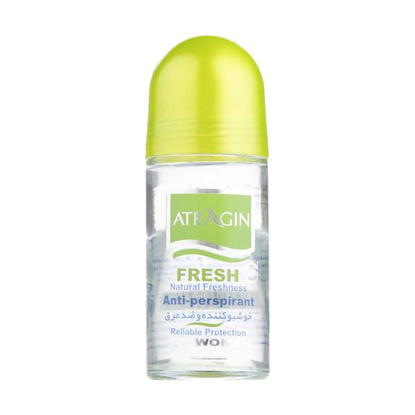 رول ضد تعریق زنانه عطرآگین مدل Green حجم 50 میلی لیتر