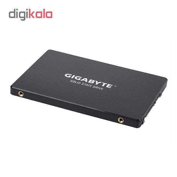 اس اس دی اینترنال گیگابایت مدل GP-GSTFS31120GNTD ظرفیت 120GB main 1 2